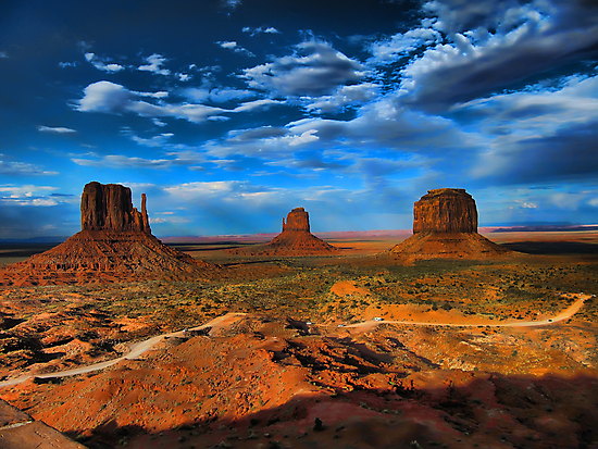 Monument Valley, Utah by michellebgphoto