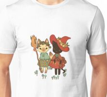 Witch Cats Unisex T-Shirt