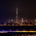 Dubai, U.A.E. by Helen Shippey