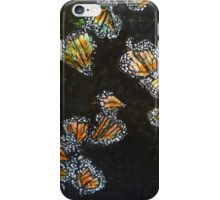 Monarchs in Mexico iPhone Case/Skin