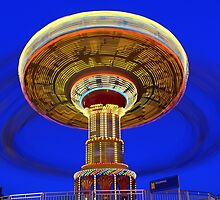 Big Top on the Boardwalk by Anthony Martinez