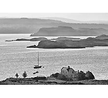 Loch Dunvegan from Colbost, Isle of Skye Photographic Print
