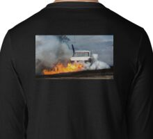 ULEGAL Tread Cemetery Skid Long Sleeve T-Shirt