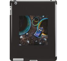 Space And Tardis iPad Case/Skin