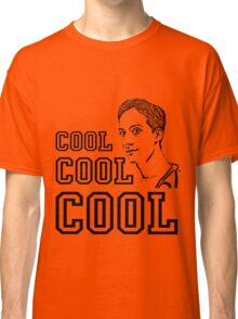 Community - Abed (Cool Cool Cool) Classic T-Shirt