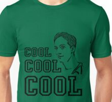 Community - Abed (Cool Cool Cool) Unisex T-Shirt