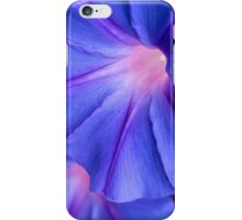 Morning glory twins iPhone Case/Skin