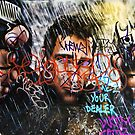 Graffiti Close Up by Svetlana Sewell