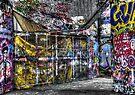 Graffiti's art by Svetlana Sewell