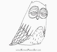 Owlie by Natalie Banker