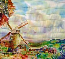 Morgan Lewis Windmill, Barbados by Deborah Younglao