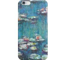 Homage to Monet iPhone Case/Skin