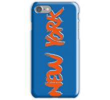 New York: Royal iPhone Case/Skin