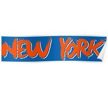 New York: Royal Poster
