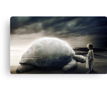 Hello There ♥ Canvas Print