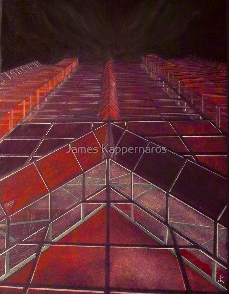 PPG Red by James Kappernaros