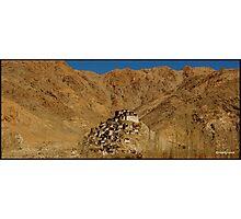 Chemday Monastery Photographic Print