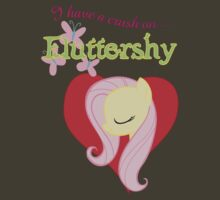 I have a crush on... Fluttershy - with text by Stinkehund