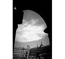 Plaza Mayor en Verano Photographic Print