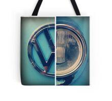 VW Camper Van 2 Tote Bag