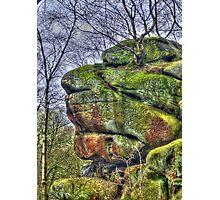 Lion Head Rock Photographic Print
