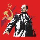 Lenin by lynchboy