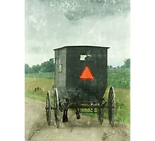 Amish Photographic Print