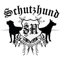 Schutzhund mit Rottweiler und GSD Photographic Print