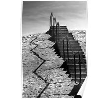 Stairway to the Clouds Poster