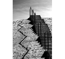 Stairway to the Clouds Photographic Print