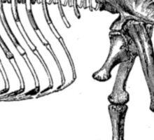 Tiny Apatosaurus Sticker
