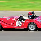 Morgan Plus 8 by Willie Jackson