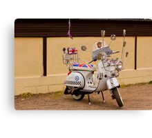 We are the mods! Canvas Print