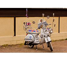 We are the mods! Photographic Print