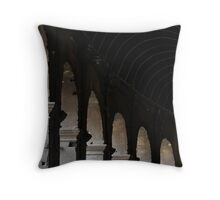 Colosseum Arches  Throw Pillow