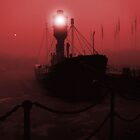 Spurn Lightship by martinhenry