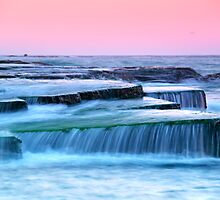 Turimetta Sunset by Melissa Fiene
