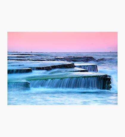 Turimetta Sunset Photographic Print