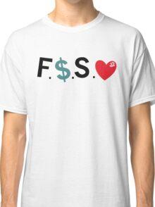 Official Fuck Money Spread Love - J.cole (Black) Classic T-Shirt