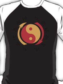 Yin Yang Jeet Kune Do T-Shirt