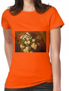 A Tribute to Jazz Greats Current and Past If you like, please purchase, try a cell phone cover thanks Womens Fitted T-Shirt