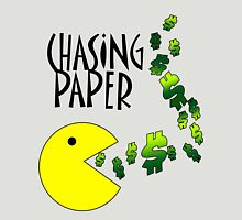 Chasing paper Womens Fitted T-Shirt