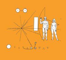 Pioneer 10 by Del Parrish