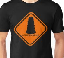 Extermination Ahead Unisex T-Shirt