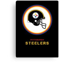 Go Steelers Canvas Print