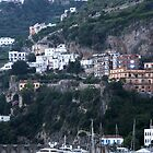 Amalfi Coast by Samantha Higgs