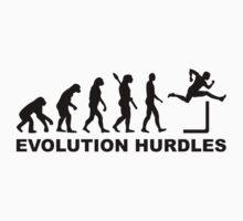 Evolution Hurdles Baby Tee