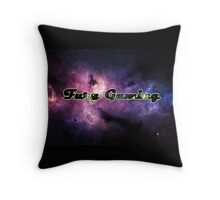 Fury Dark Collection Throw Pillow
