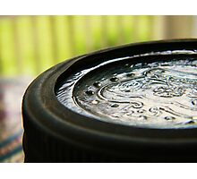 Jar Top (Petrolia Discovery) Photographic Print