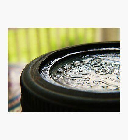 Jar Top (Petrolia Discovery) Photographic Print
